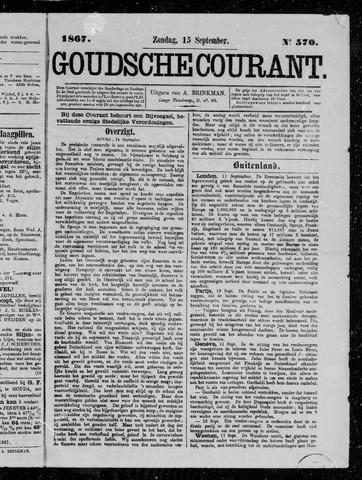 Goudsche Courant 1867-09-15