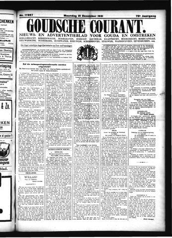Goudsche Courant 1931-12-21