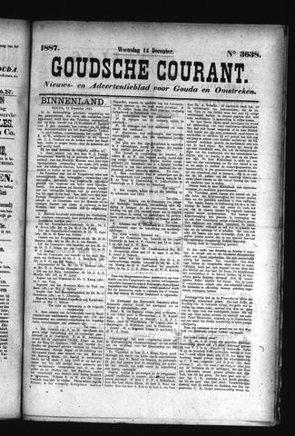 Goudsche Courant 1887-12-14