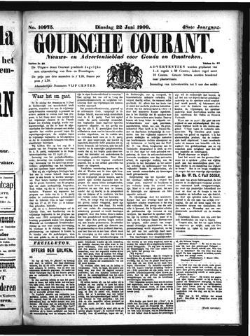 Goudsche Courant 1909-06-22