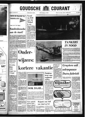 Goudsche Courant 1973-06-26