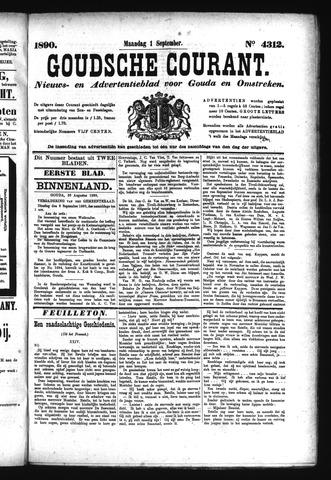 Goudsche Courant 1890-09-01