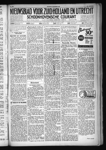 Schoonhovensche Courant 1931-12-28