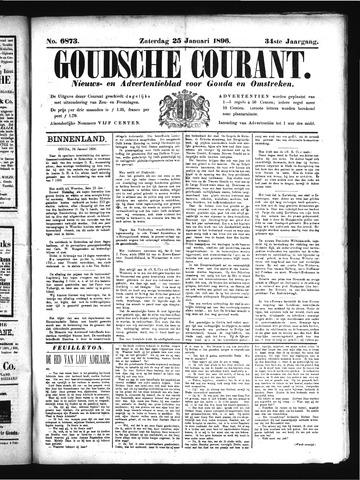Goudsche Courant 1896-01-25