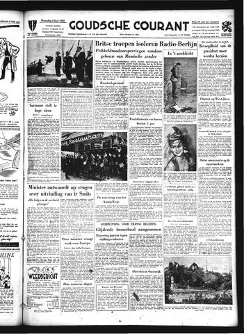 Goudsche Courant 1952-06-04