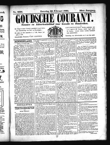 Goudsche Courant 1895-02-23