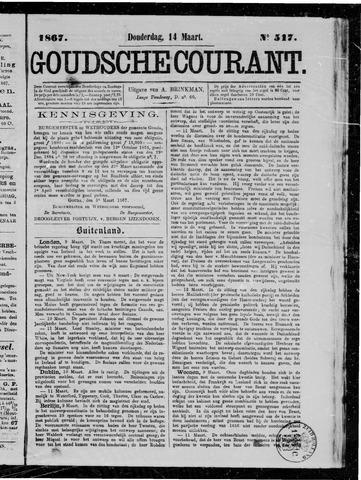 Goudsche Courant 1867-03-14