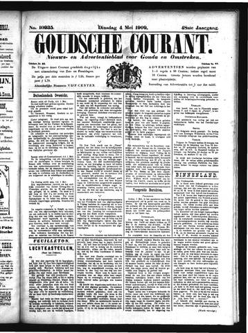 Goudsche Courant 1909-05-04