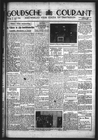 Goudsche Courant 1942-04-21