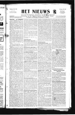 Schoonhovensche Courant 1945-07-06