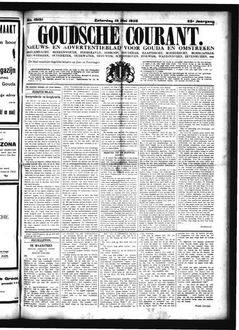 Goudsche Courant 1926-05-15