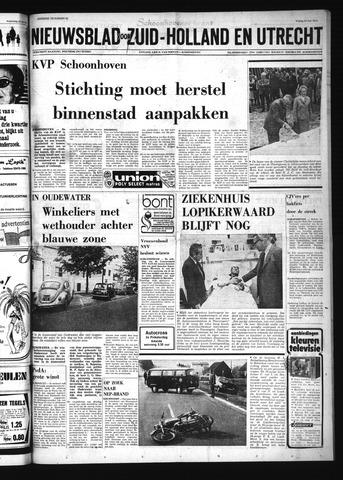 Schoonhovensche Courant 1974-05-24