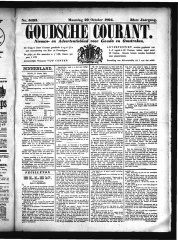 Goudsche Courant 1894-10-29