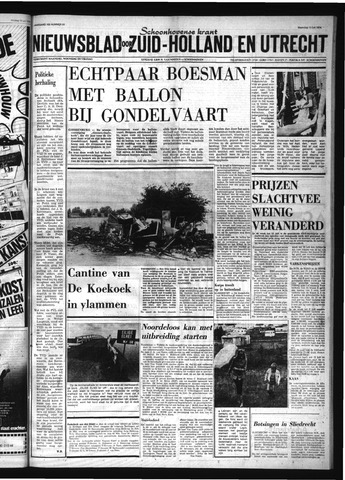 Schoonhovensche Courant 1974-07-15