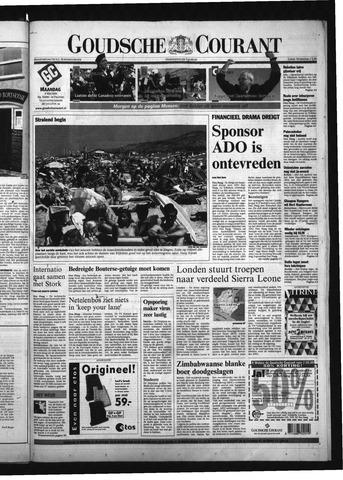 Goudsche Courant 2000-05-08