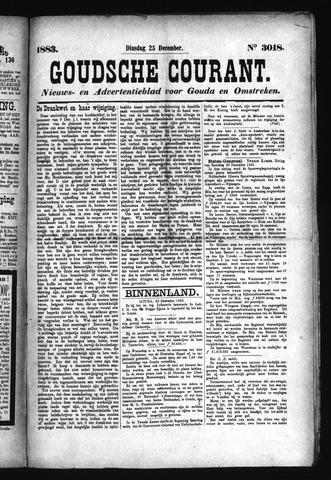 Goudsche Courant 1883-12-25