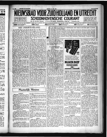 Schoonhovensche Courant 1935-05-24