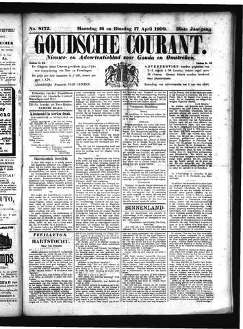 Goudsche Courant 1900-04-16