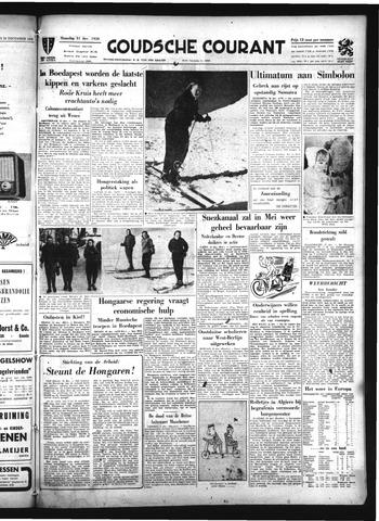 Goudsche Courant 1956-12-31