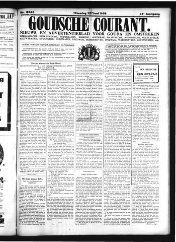 Goudsche Courant 1935-06-25