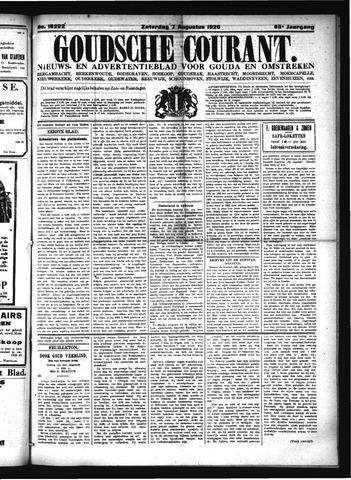 Goudsche Courant 1926-08-07