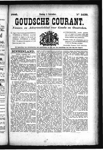 Goudsche Courant 1886-09-05