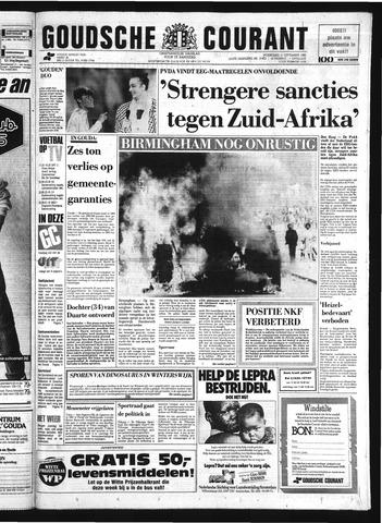 Goudsche Courant 1985-09-11