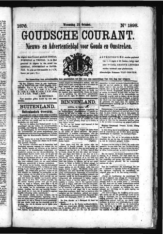 Goudsche Courant 1876-10-25