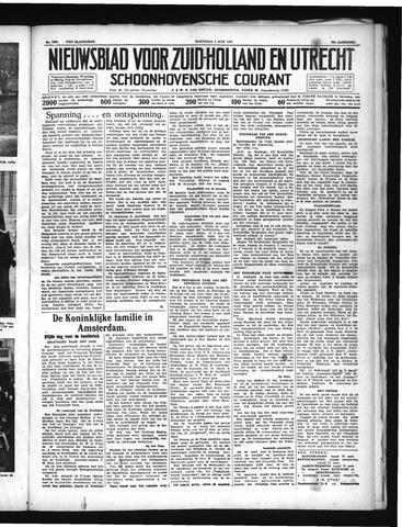 Schoonhovensche Courant 1937-06-09