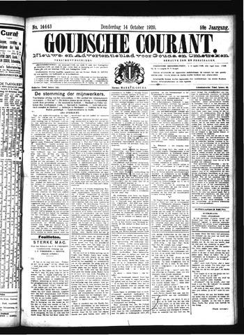 Goudsche Courant 1920-10-14