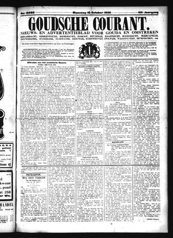 Goudsche Courant 1926-10-18