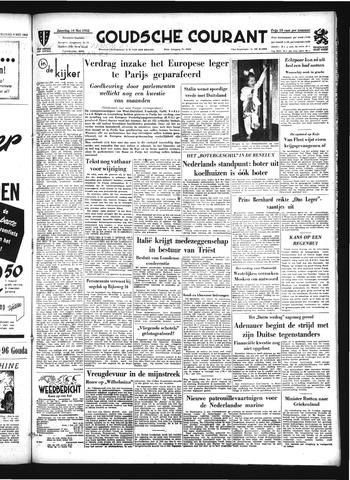 Goudsche Courant 1952-05-10