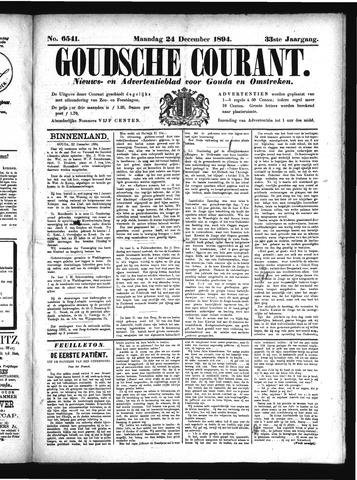 Goudsche Courant 1894-12-24
