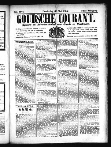 Goudsche Courant 1895-05-30