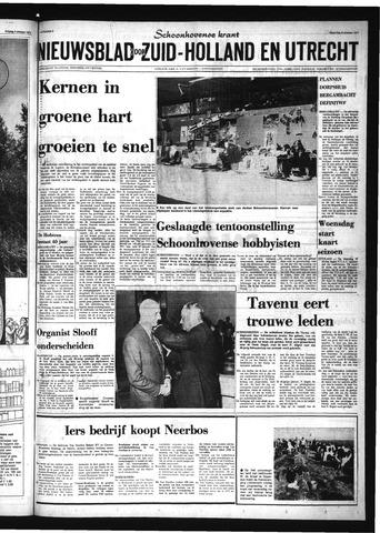 Schoonhovensche Courant 1973-10-08