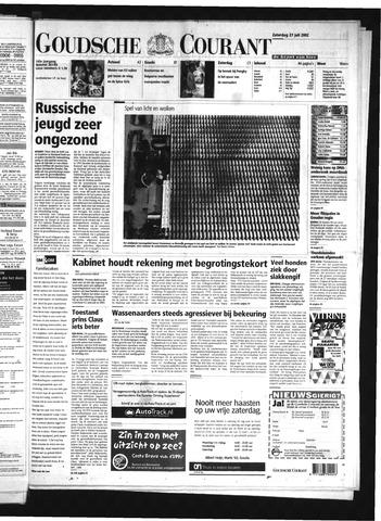 Goudsche Courant 2002-07-27