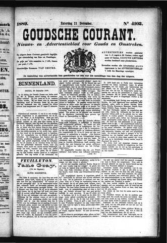 Goudsche Courant 1889-12-21