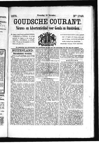 Goudsche Courant 1875-11-10