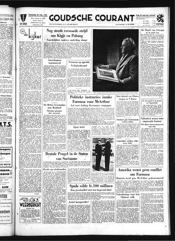Goudsche Courant 1950-08-30