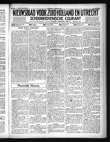 Schoonhovensche Courant 1935-08-07