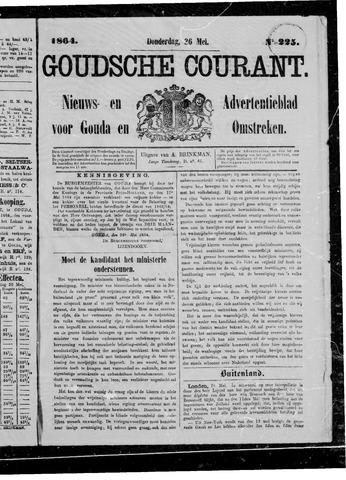 Goudsche Courant 1864-05-26