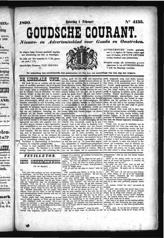 Goudsche Courant 1890-02-01