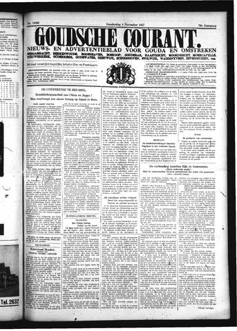 Goudsche Courant 1937-11-04