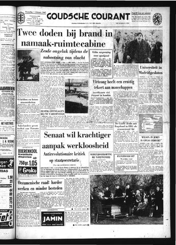 Goudsche Courant 1967-02-01