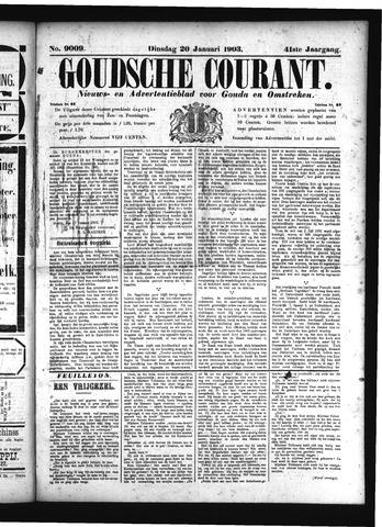 Goudsche Courant 1903-01-20