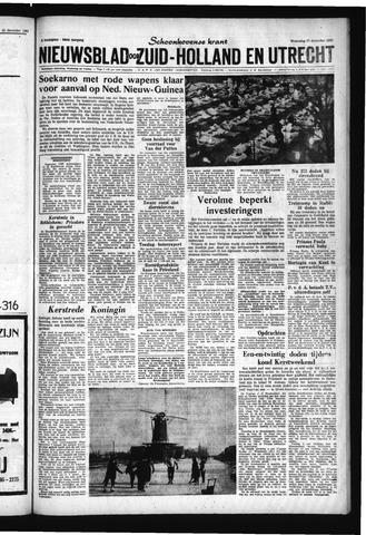 Schoonhovensche Courant 1961-12-27