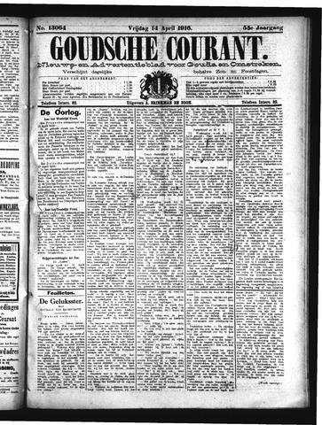 Goudsche Courant 1916-04-14