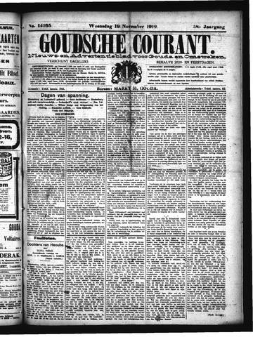 Goudsche Courant 1919-11-19