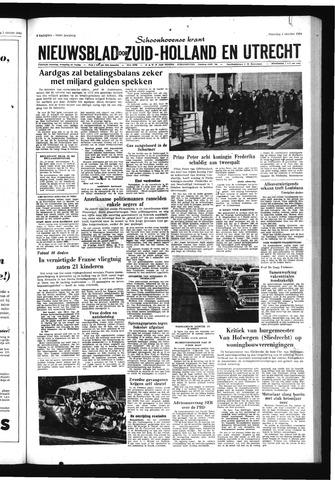 Schoonhovensche Courant 1964-10-05