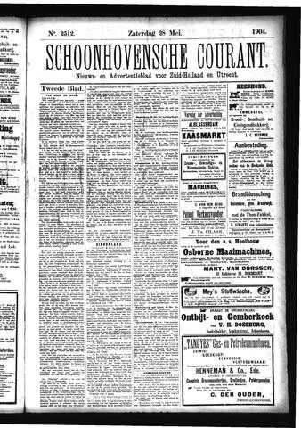 Schoonhovensche Courant 1904-05-28